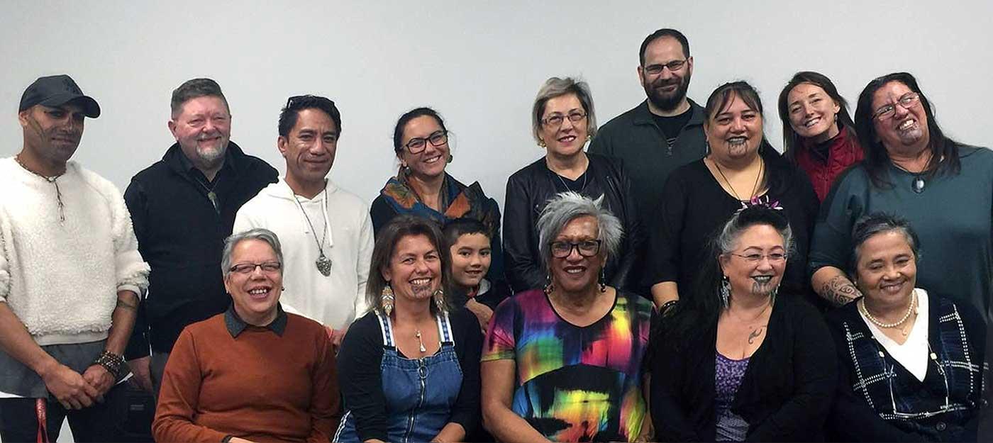 The Honour Project Aotearoa team